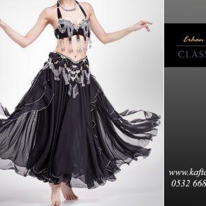 Siyah Dansöz Elbisesi