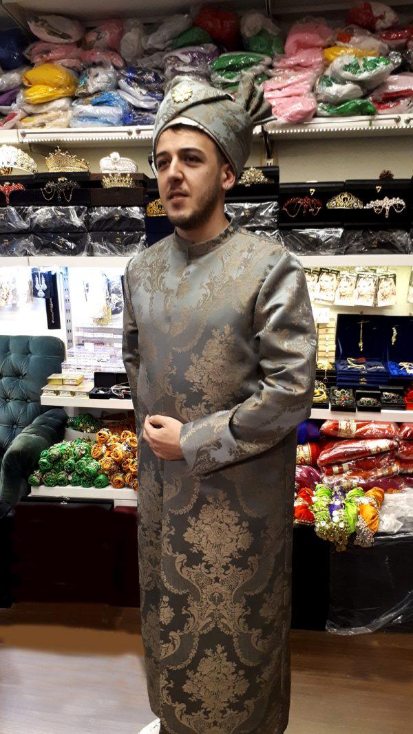 Hint Erkek Elbisesi
