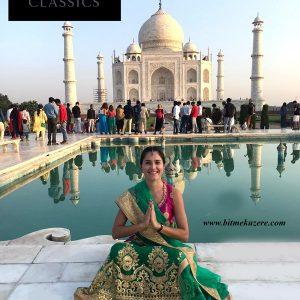 Hint kıyafeti orta sınıf