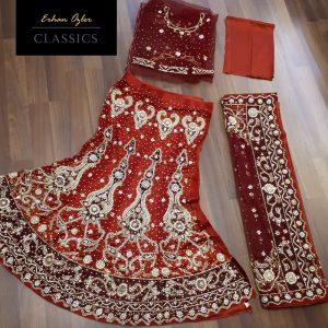 Hint Kına Kıyafeti