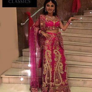 Hint Kınalık kostümü
