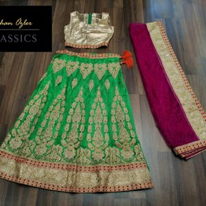 Hint Kına elbisesi