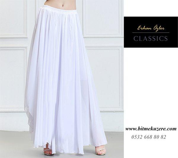 Beyaz Dansöz Eteği