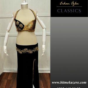 Oryantal Kıyafeti Siyah