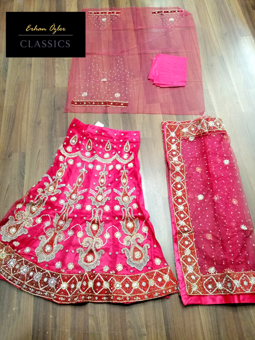 Sıfır Hint Kıyafeti