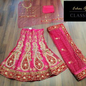 Hint Elbisesi Kınalık