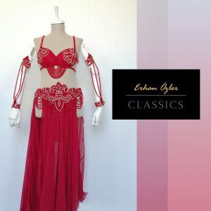Oryantal Kıyafet Modeli