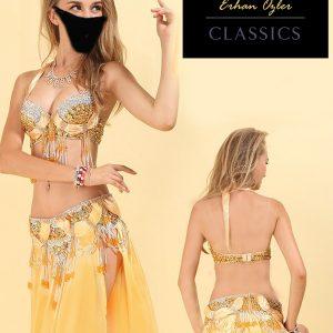Gold Dans kostümü