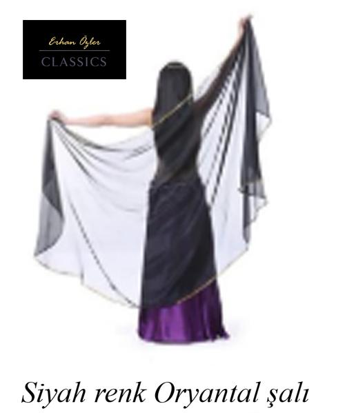 Dansöz elbisesi şalı